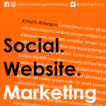 Social. Website. Marketing